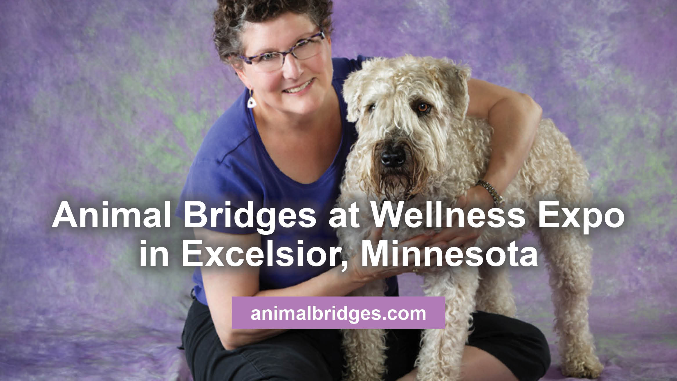 Animal Bridges at Wellness Expo in Excelsior, Minnesota