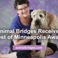 Animal Bridges Receives Best of Minneapolis Award